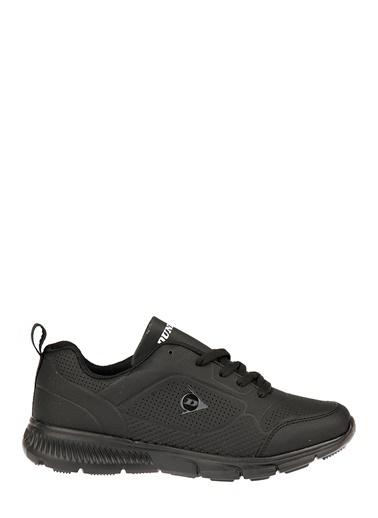 Dunlop Keten Ayakkabı Siyah